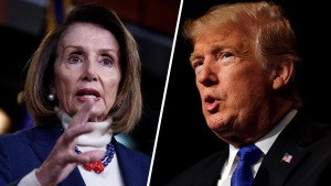 Trump a Pelosi: tu viaje al exterior ha sido pospuesto