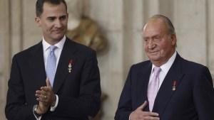 Operan a corazón abierto al rey emérito de España
