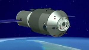 Nave espacial sin control y hacia la Tierra: ¿dónde cayó?