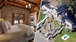 La rebajan: cae precio de mansión de Michael Jackson en medio de escándalo