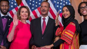 Pelosi encabeza la Cámara Baja más diversa