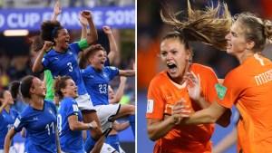 Copa Mundial Femenina: resultados de los partidos de hoy