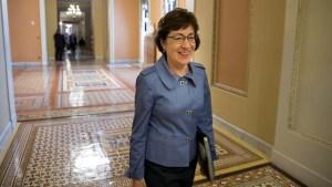 Senadora republicana no olvida las denuncias contra Trump
