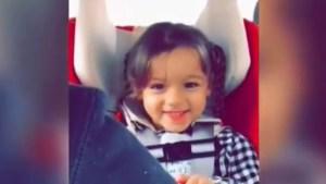 La encantadora Alaïa y sus videos de ''miniinfluencer''