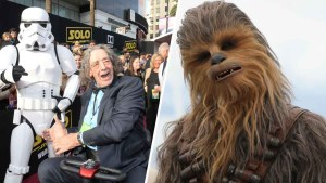 "Actor que interpretó a ""Chewbacca"" muere a los 74"
