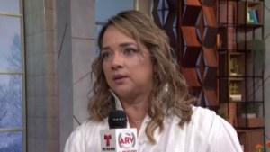 Adamari envía mensaje de aliento a Dayanara Torres