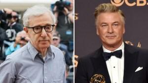Alec Baldwin critica la 'renuncia' pública a Woody Allen