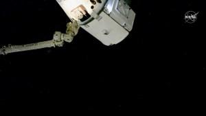 Astronautas reciben pavo navideño desde la Tierra