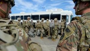 Despliegue militar podría costar $200 millones
