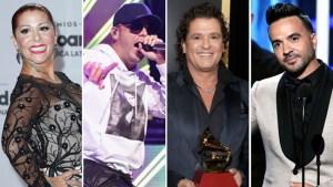Así esperan estos 4 grandes de la música latina el gran estreno de La Voz