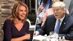 Trump evalúa nombrar embajadora en la ONU a periodista