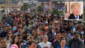 Juez detiene restricciones a asilo impuestas por Trump