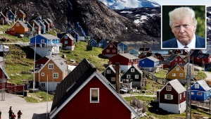 Responden a Trump: Groenlandia no está en venta