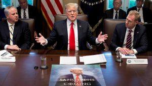 Trump no cede y cierre de gobierno alcanza 13 días
