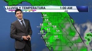 Pronóstico del tiempo para 20 de Marzo en el Área de la Bahía de Tampa