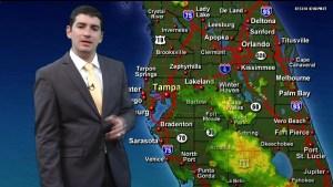 Pronóstico del tiempo para el Fin de Semana en el Área de la Bahía de Tampa