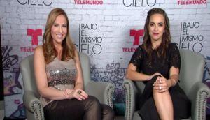 """María Elisa Camargo lista para estrenar """"Bajo el mismo cielo"""""""