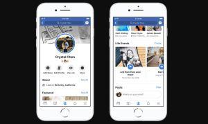 Facebook cambia para que presumas tus cosas importantes