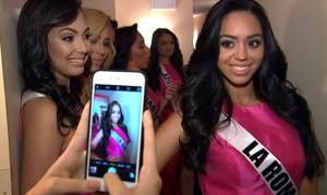 La primera presentación de las candidatas de Miss República Dominicana US