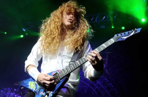 Líder de Megadeth Dave Mustaine Diagnosticado con Cáncer
