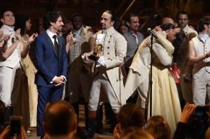 """""""Hamilton"""" arrasa e impone nuevo récord en Premios Tony"""