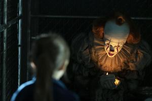 Payaso diabólico listo para atemorizar en cines de EEUU