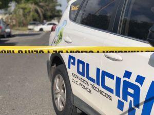 Asesinato y mujer herida de bala en Santurce