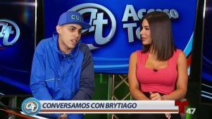Brytiago nos habla de nuevos proyectos