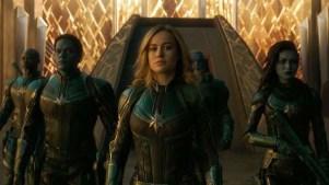 """""""Captain Marvel"""" llega a los cines con poca competencia"""