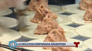 Celebramos la independencia argentina con empanadas