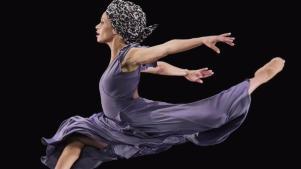 Dominicana brilla en prestigiosa escuela de baile