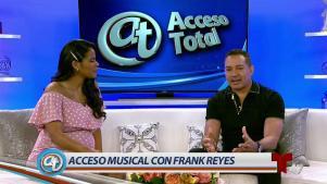 Frank Reyes ofrece detalles sobre su nueva música
