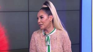Ivy Queen de visita en Acceso Total