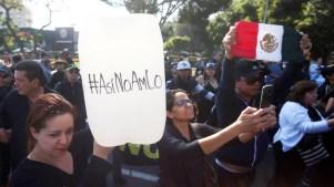 Crisis de gasolina en México deja enfrentamiento mortal