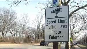 Reubican cámaras de velocidad en escuelas de Rhode Island