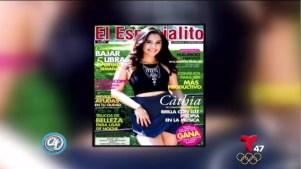 ¡Cáthia brilla en la portada de EL ESPECIALITO!