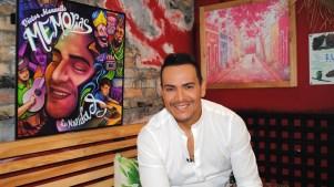 Víctor Manuelle resalta la Navidad boricua en nuevo disco