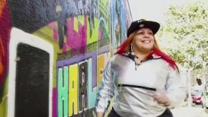 Violeta GalaGarza tiene una misión en El Barrio