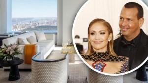 J-Lo y A-Rod venden lujoso apartamento en Nueva York