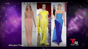 La moda de los #LatinAMAs
