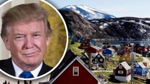 Groenlandia: Trump se burla, pero no descarta su compra