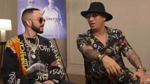 """Wisin y Yandel se reencuentran para su gira """"Como Antes"""""""