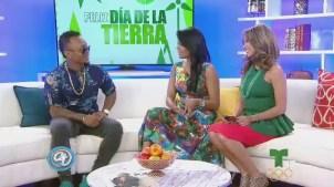 """Cantante de """"El Serrucho"""" nos visita en Acceso Total"""