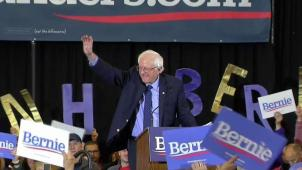 Bernie Sanders comienza campaña por California