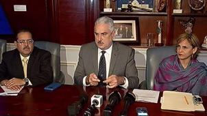 Rivera Schatz daría inmunidad a testigos por escándalo de la CEE