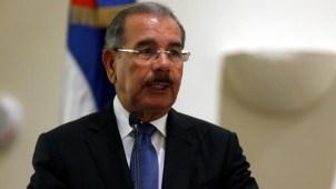 Ceremonia de juramentación del presidente Danilo Medina