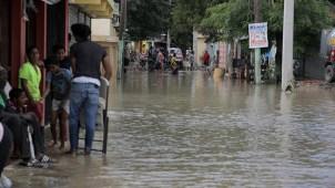 Temporal de lluvias en Dominicana deja pérdidas millonarias
