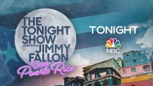 """Llegó el gran día: """"The Tonight Show"""" en vivo desde PR"""