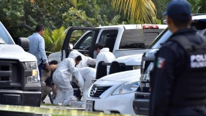 México sangriento: reportan miles de asesinatos
