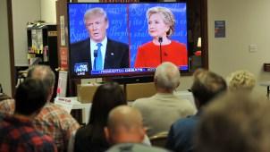 Lo que dejó el debate entre Clinton y Trump